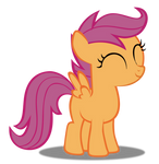 Scootaloo Smile
