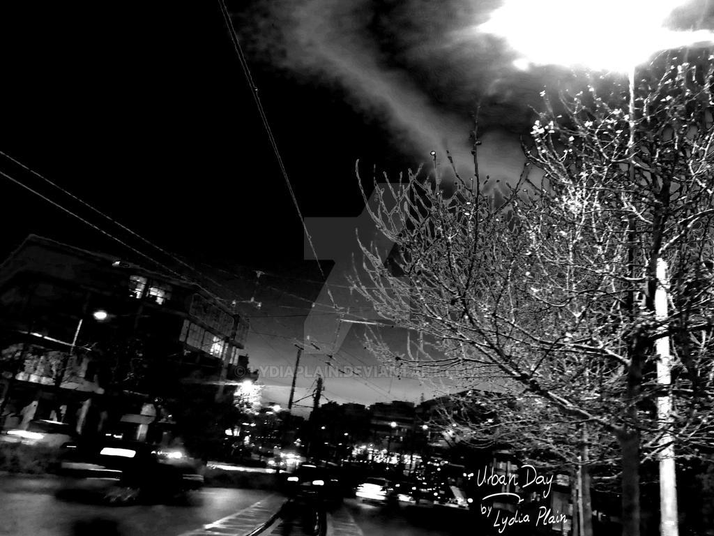 Urban day - Dark days 1 by lydiaplain