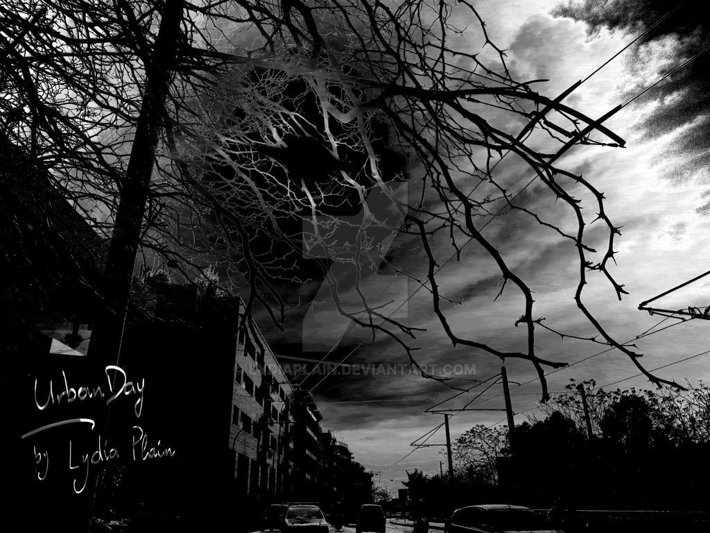 Urban day - Dark days 4 by lydiaplain