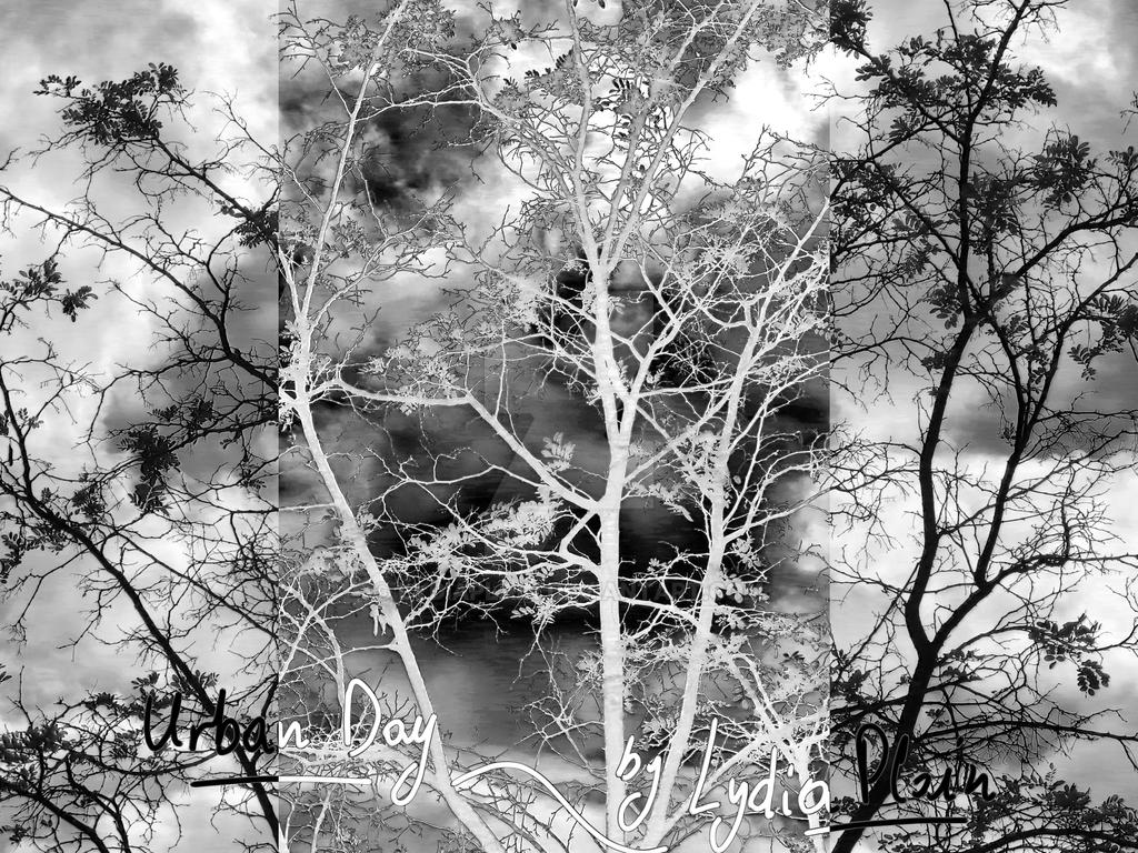 Urban day - Dark days 5 by lydiaplain
