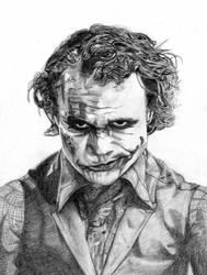Joker by Danielim