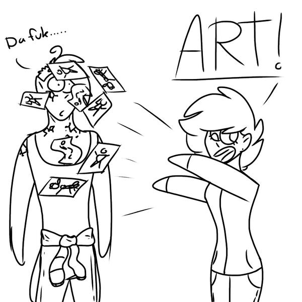 ART! by DaShipNoodle