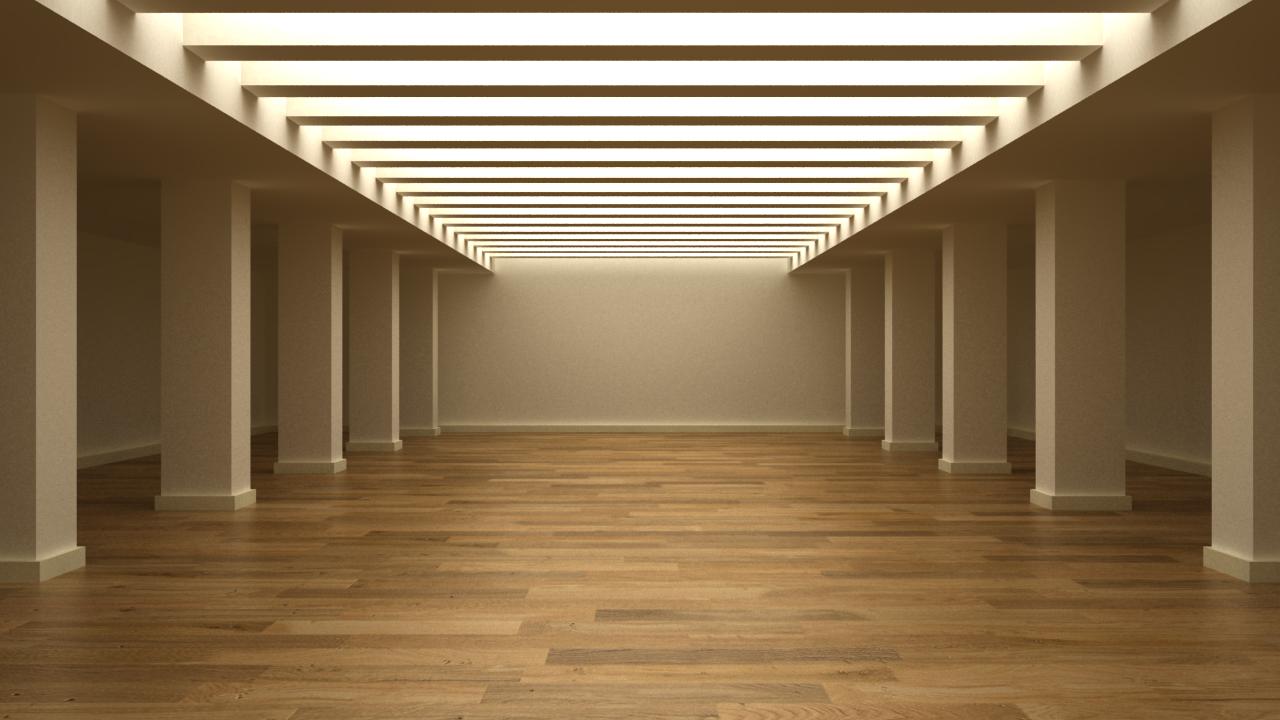 Hallway interior by thedrake92 on deviantart - Intiriror picture ...