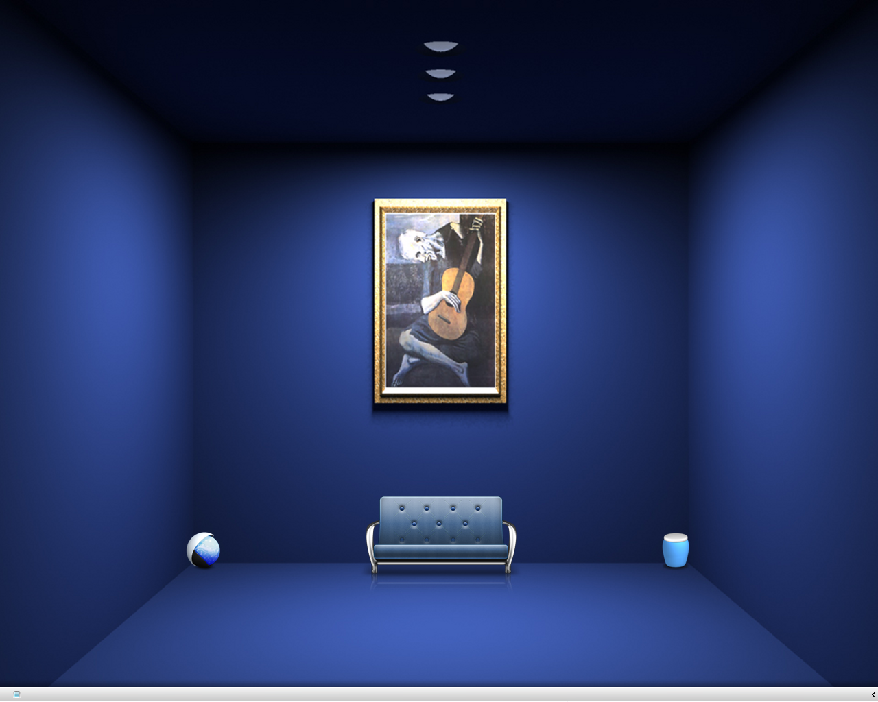 Blue Room by Angelo975 on DeviantArt
