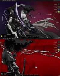 Afro Samurai by Angelo975