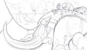 Sketch- Wonderland