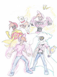 Timmy Turner by thesoniczone11