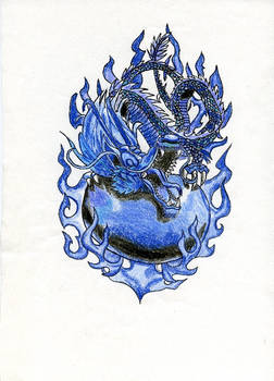 BlUe DrAgOn for Lil' Ame Chan