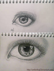 Eye Sketch 4