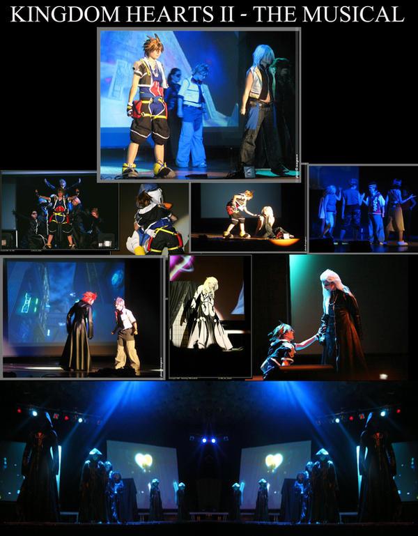 Kingdom Hearts II -The Musical by NanjoKoji