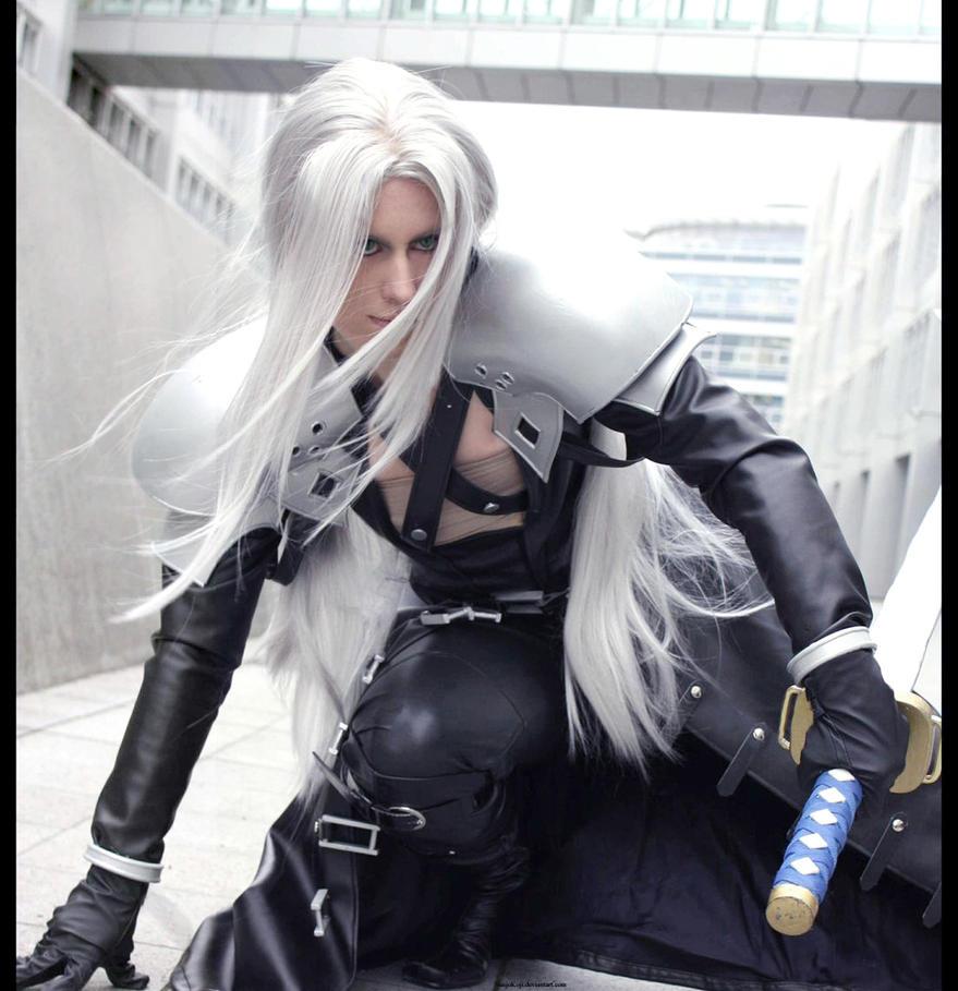 Final Fantasy Sephiroth Cosplay Sephiroth - Quicksilve...