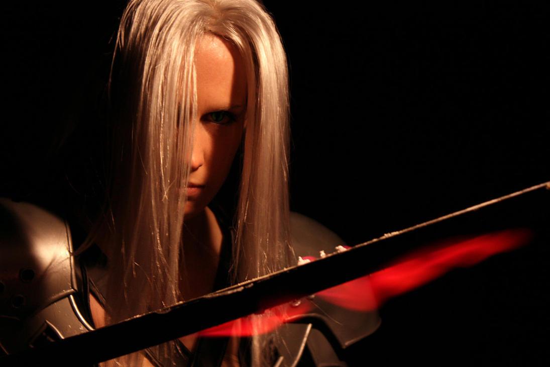 Sephiroth - Nibelheim by NanjoKoji