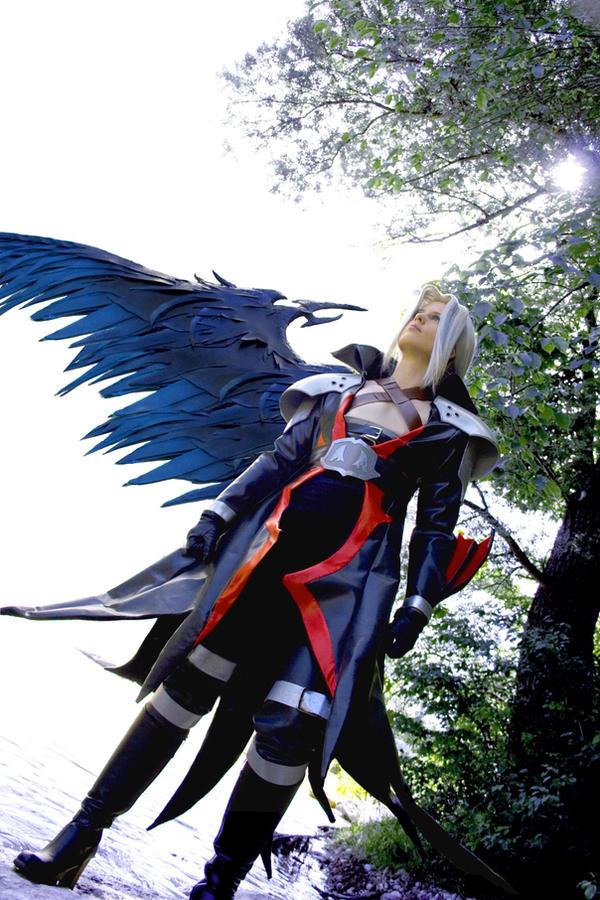 Sephiroth - One Winged Angel by NanjoKoji on DeviantArt One Winged Angel Sephiroth