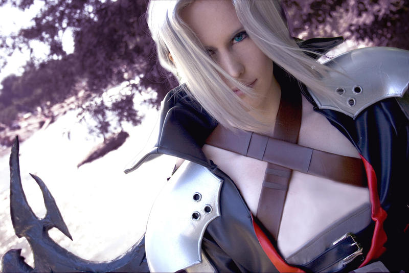Sephiroth - Thunderstorm by NanjoKoji