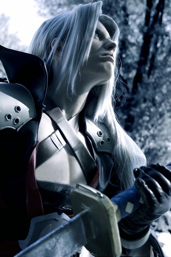 Final Fantasy Sephiroth Cosplay Sephiroth - Rav...