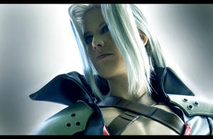 Sephiroth - The Calamity by NanjoKoji
