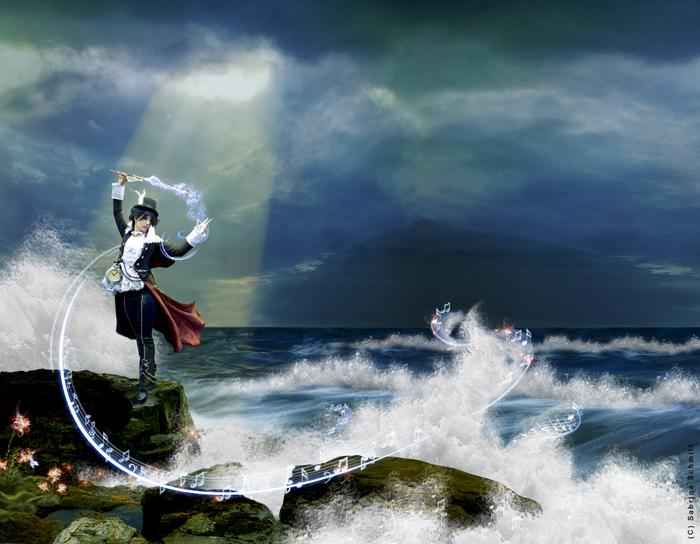 Eternal Sonata Heaven's Mirror by NanjoKoji