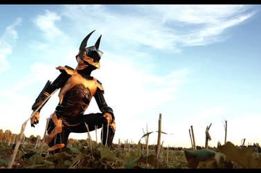 Birth by Sleep - Armor Terra by NanjoKoji