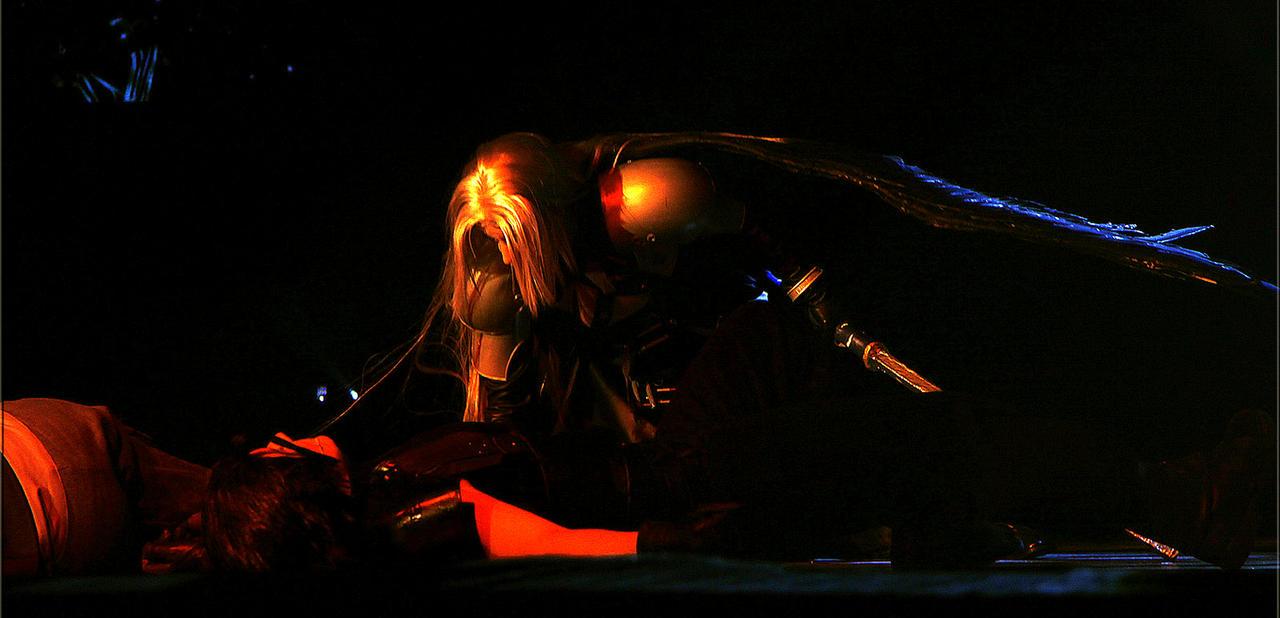 CC Musical - Sephiroth's death by NanjoKoji