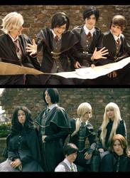 Harry Potter - Mischief by NanjoKoji