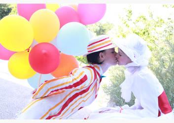 Mary Poppins - Jolly Holiday by NanjoKoji