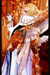 Trinity Blood - death and gold