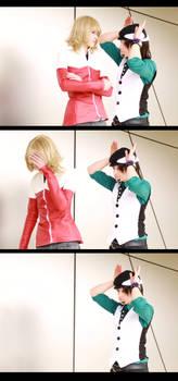 Tiger + Bunny - Kotetsu fails #1