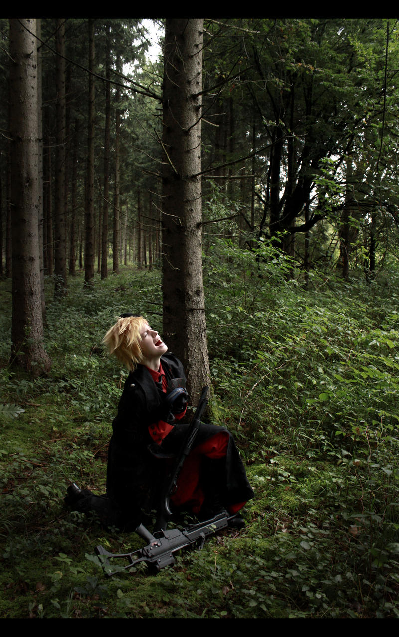 Hetalia - my enemy, beloved - Denmark by NanjoKoji