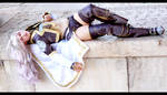Final Fantasy - Kuja - lilies
