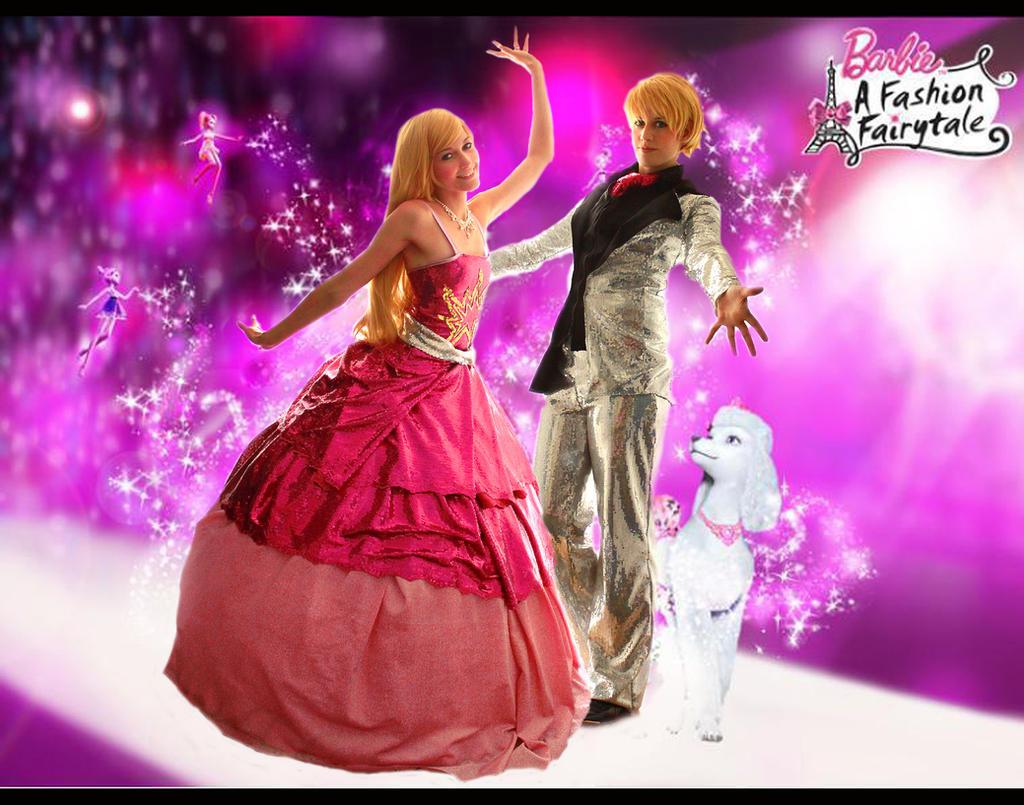 Barbie and ken a fashion fairytale by nanjokoji on deviantart