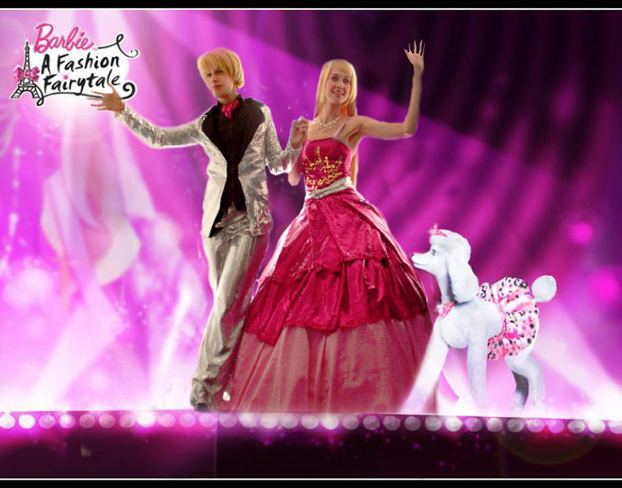 Barbie A Fashion Fairytale Part 1 Barbie and Ken A Fashion