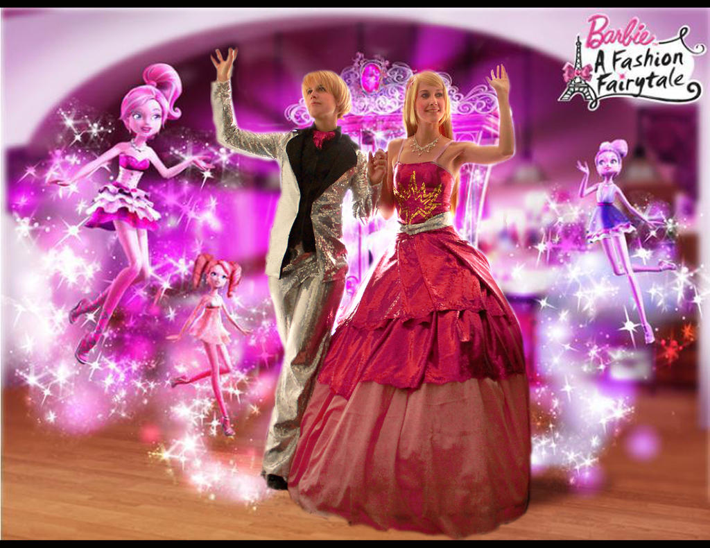 Barbie A Fashion Fairytale Life Is A Fairytale Barbie and Ken A Fashion