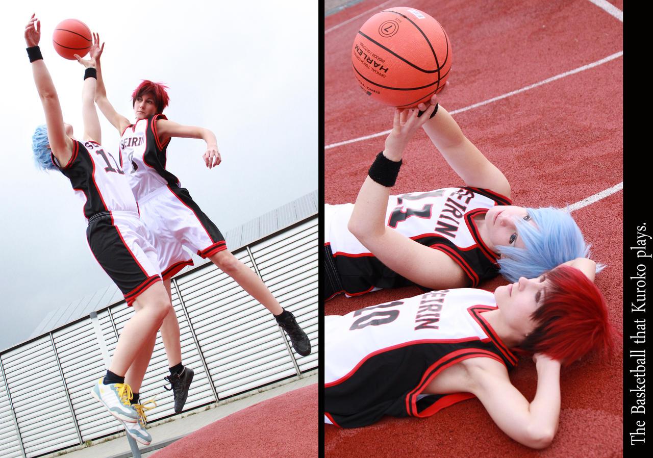 Kuroko no Basket - Us by NanjoKoji