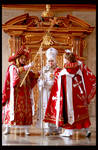 Trinity Blood - vatican wars