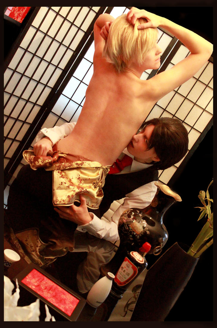 Viewfinder - love feast by NanjoKoji