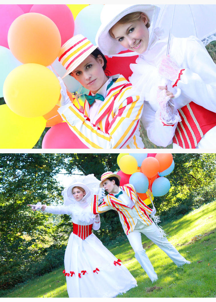 Mary Poppins by NanjoKoji