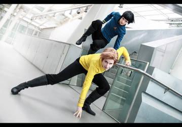 Star Trek - My name is Jim Kirk by NanjoKoji