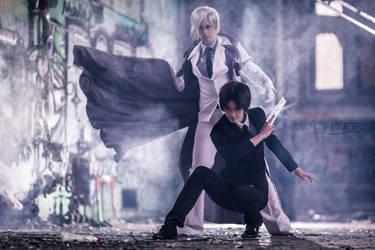 Yami no Matsuei - the devil and the one by NanjoKoji