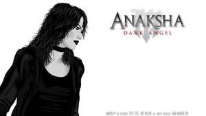 Anaksha Dark Angel - Cover Art