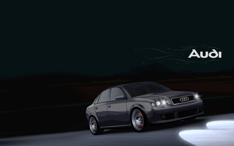 Audi A4 Wallpaper By A4000 On Deviantart