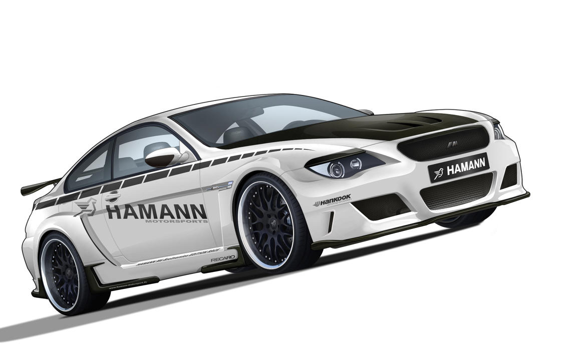 BMW M6 vexel customized by a4000
