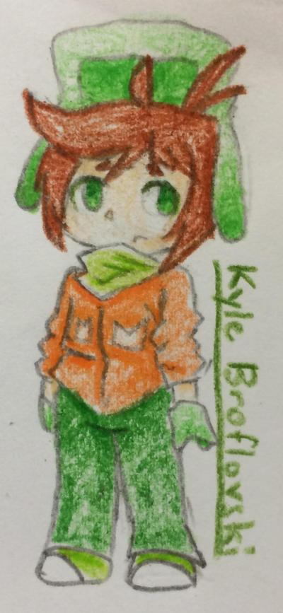 Chibi Kyle by yuzuyukatrap