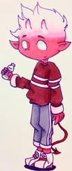 Strawberry by ryu-gachaslushie