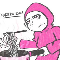 10/22/20: Chef