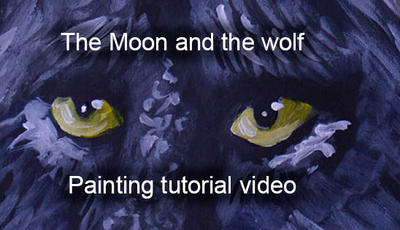 The moon and the wolf + video link
