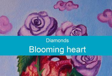 Blooming heart + video link