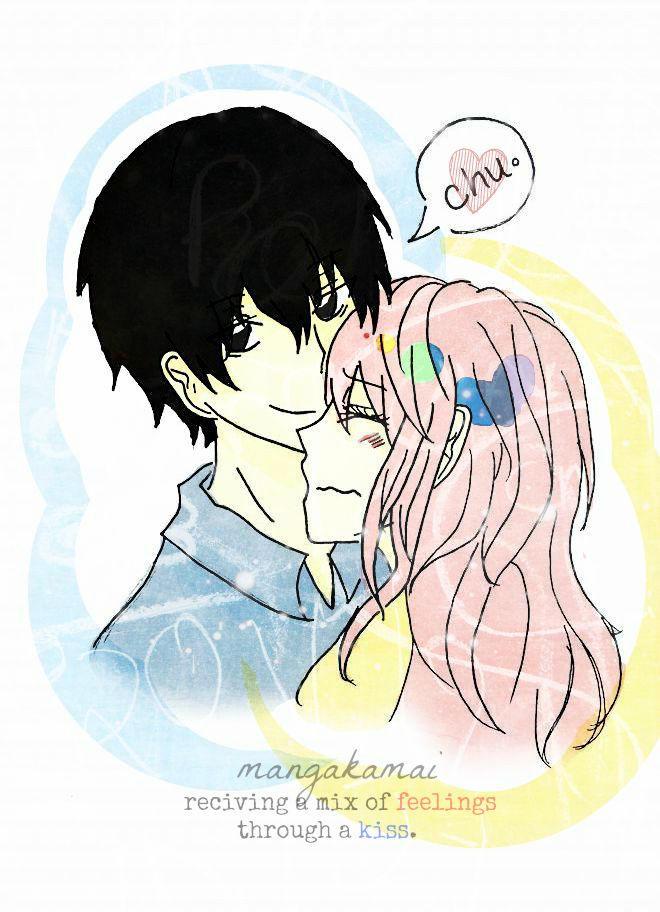 Rainbow: a mix of feelings by mangakamai