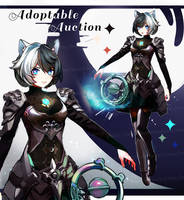 Adopt Auction #5 [OPEN] by pearl-berry