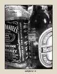 Heineken and Jack