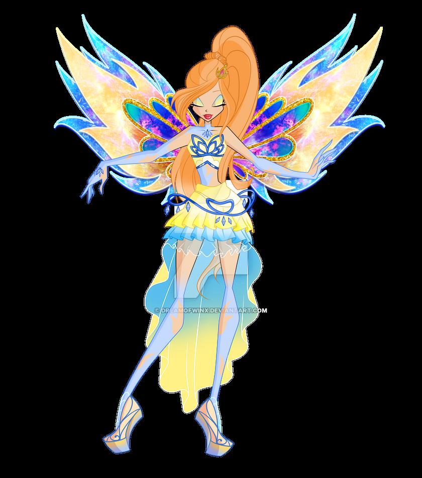 Anna Enix Design by DreamofWinx